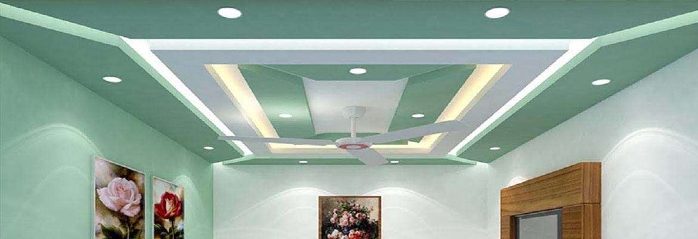 False Ceiling Provider in Bangladesh | Interior Concepts BD
