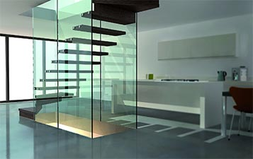 Glass Wall Design Service