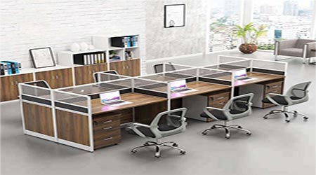 Office Furniture of Interior Concept