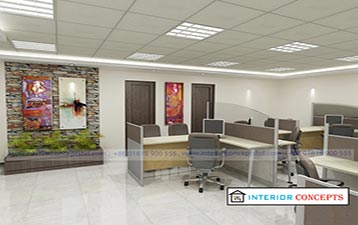 Services of Office interior