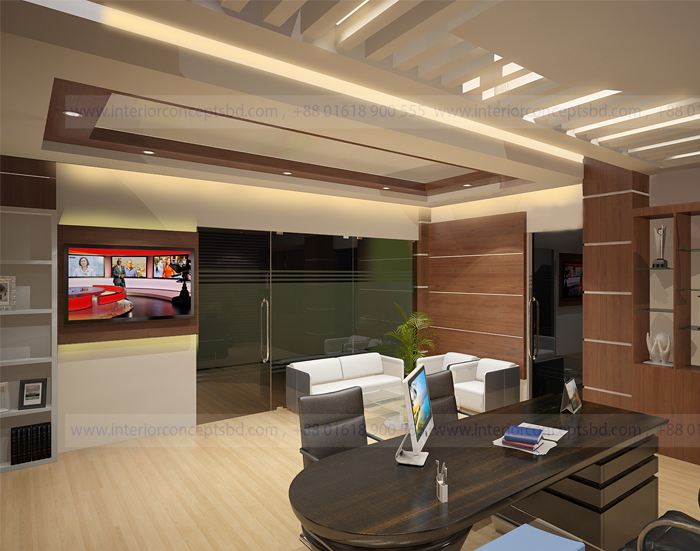 Office Interior Design Of Interior Concept