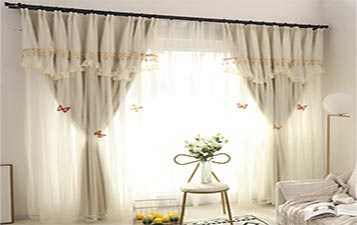 Qualityful Curtain  of Interior Concept
